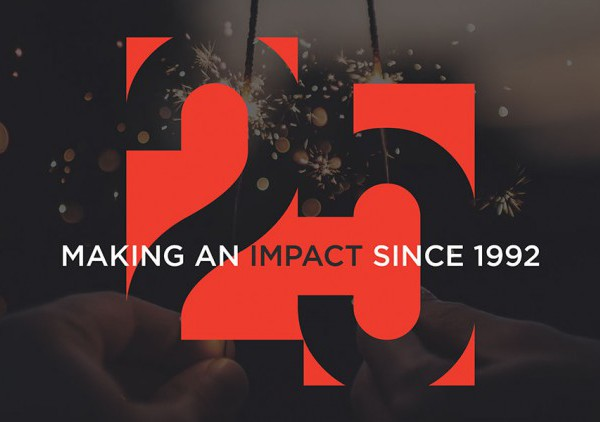 25 years of making Impact