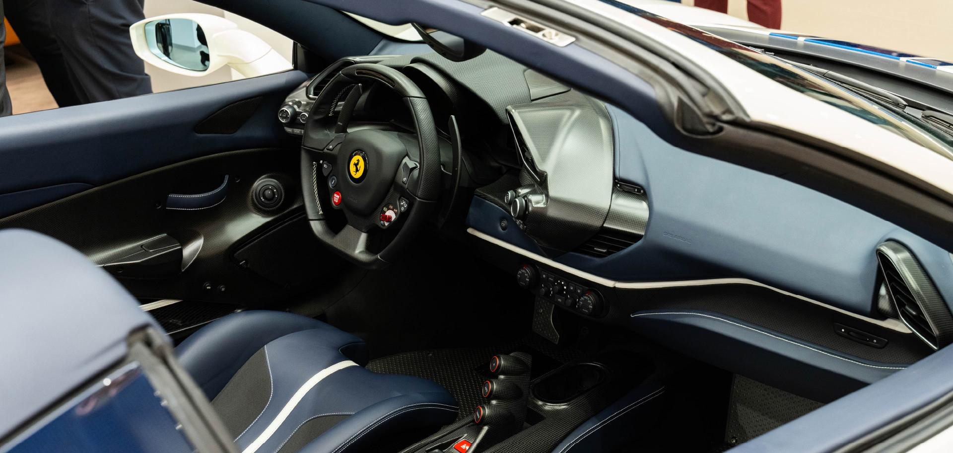 Ferrari 488 Pista Car Photography